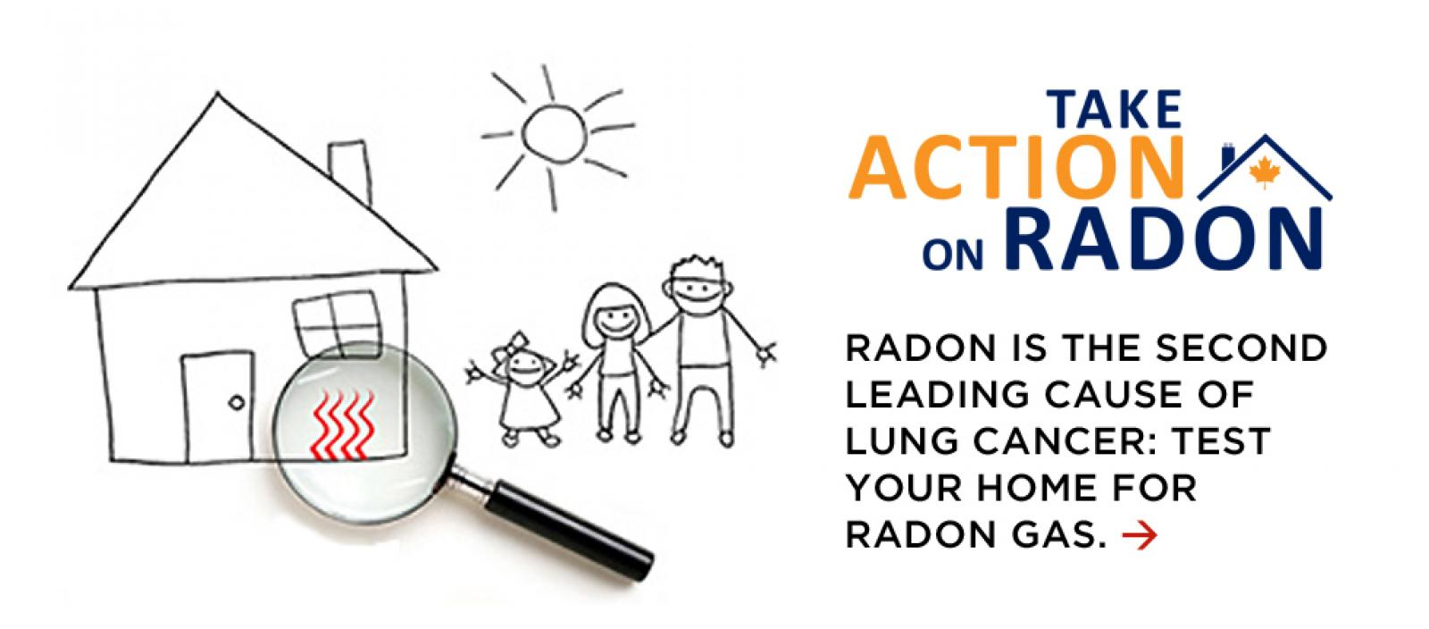 Take Action on Radon.